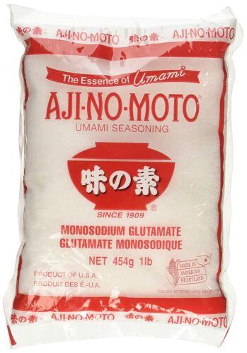 Ajinomoto Monosodium Glutamate Umami Seasoning/MSG【 454g / 1LB / 16oz 】