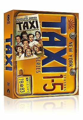 Taxi  Complete Danny Devito Tv Series Seasons 1 2 3 4 5 Boxed Dvd Set New