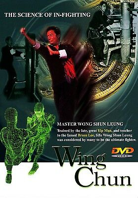 Wing Chun - The Science of In-Fighting (DVD, 2003)