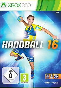 Handball 16 für XBOX 360 NEU & OVP