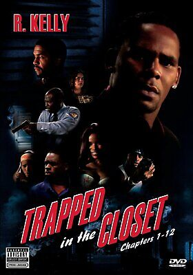 Trapped in the Closet Chapters 1-12 (DVD, 2005, Unrated Version) (Trapped In The Closet Chapters 1 12)