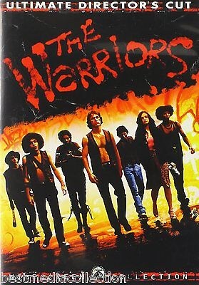 SEALED - The Warriors DVD NEW Ultimate Directors Cut 883929304660 BRAND NEW