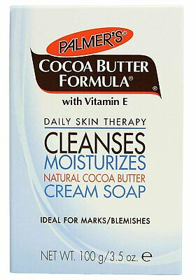 Palmer's Cocoa Butter Formula with Vitamin E, Daily Skin Therapy Cream Soap,...