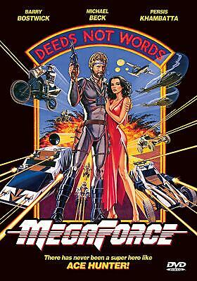 Megaforce Barry Bostwick Hal Needham PG DVD Science Fiction Action & Adventure