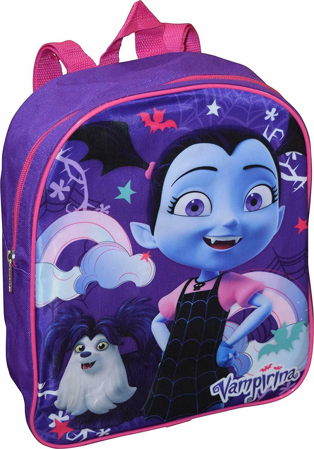 Disney Vampirina Girls Toddler Baby School Book bag Backpack