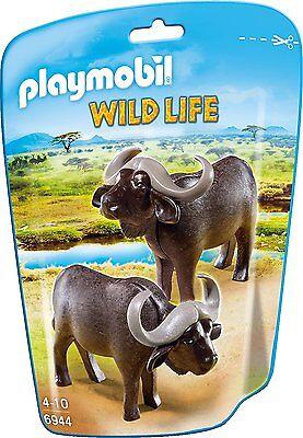 PLAYMOBIL Wild Life Edition Kaffernbüffel Spielzeugfiguren Spielwelten Bauernhof