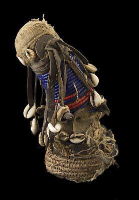 Doll Namji Fetish of Fertility Fertility Cameroon Statue African 16750