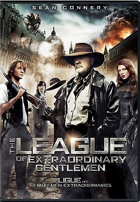 The League of Extraordinary Gentlemen (DVD) - NEW!!