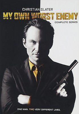 My Own Worst Enemy: The Complete Series (DVD, 2009, 2-Disc Set) Christian Slater