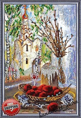 Bead Embroidery Kit