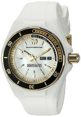 Technomarine Women's TM-115119 Cruise Sport Analog Display Swiss Quartz Watch ()
