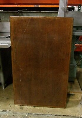 Commercial Restaurant Dining Table Top 46x28