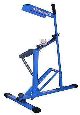 Louisville Slugger UPM 45 Blue Flame Pitching Machine (SKU: L60111)