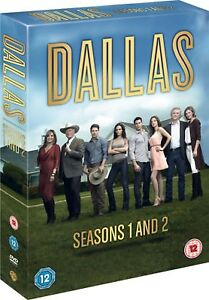 Dallas - Season 1-2 [2012] (DVD)