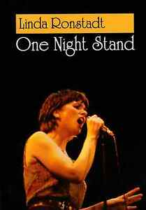 Linda Ronstadt - One Night Stand / Live DVD
