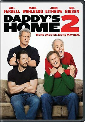 Daddys Home 2 (DVD, 2018)