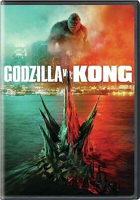Godzilla vs Kong Special Edition (2021, DVD) - Brand New - Free Shipping