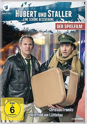 DVD * HUBERT UND STALLER - EINE SCHÖNE BESCHERUNG - DER SPIELFILM 3 # NEU OVP $