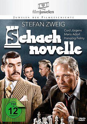 - Stefan Zweig - Mario Adorf, Curd Jürgens, Filmjuwelen DVD (Mario Schach)