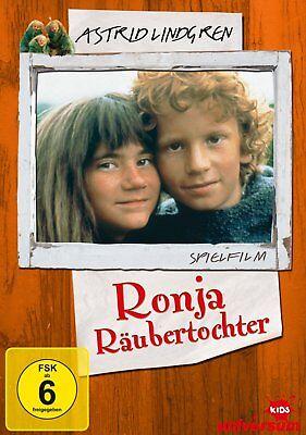 Ronja Räubertochter - Der Spielfilm (Astrid Lindgren) # DVD-NEU