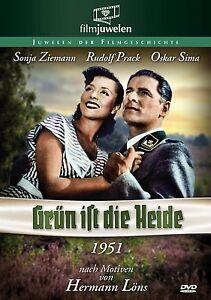 Grün ist die Heide (mit Sonja Ziemann und Rudolf Prack) DVD NEU + OVP!