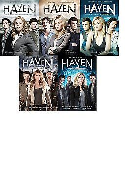 New   Haven Complete Series Seasons 1 5 Vol 1 Set
