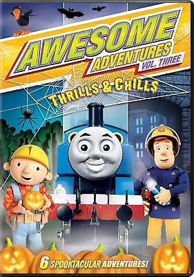 Awesome Adventures Halloween Thrills & Chills Thomas & Friends/Bob the