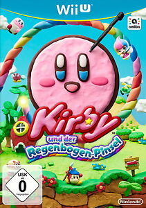 Kirby und der Regenbogen-Pinsel (Nintendo Wii U, 2015, DVD-Box) - <span itemprop='availableAtOrFrom'>Kraig, Österreich</span> - Kirby und der Regenbogen-Pinsel (Nintendo Wii U, 2015, DVD-Box) - Kraig, Österreich