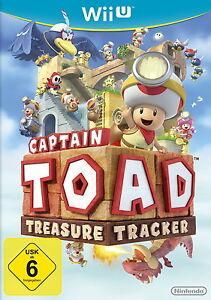 WiiU Captain Toad:Treasure Tracker NEU/OVP vom Fachhändler