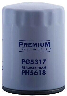 Engine Oil Filter-Standard Life Oil Filter Premium Guard PG5317