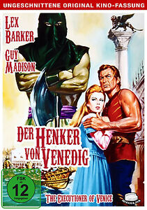 EL-VERDUGO-DE-VENECIA-Sin-cortes-LEX-BARKER-The-Exicutioner-Of-Venice-DVD-nuevo