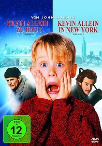 Kevin - Allein zu Haus/Allein in New York (DVD NEU/OVP)