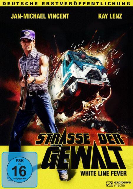 Straße der Gewalt - White Line Fever (Jan-Michael Vincent, Strasse) DVD NEU+OVP!