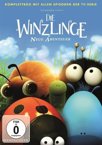 6 DVD-Box * DIE WINZLINGE - NEUE ABENTEUER KOMPLETTBOX # NEU OVP &
