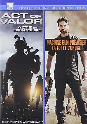 NEW - Act Of Valor/Machine Gun Preacher Double Feature ()