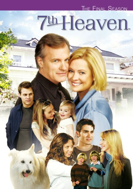 7th Heaven Complete Final Eleventh  Season 11 New Dvd Set