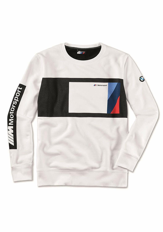 743ef263e46210 Original BMW M Motorsport Motorsport Sweater Herren Pullover 80142461111 ...