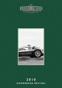 GOODWOOD REVIVAL 2010 - DVD - New & Sealed