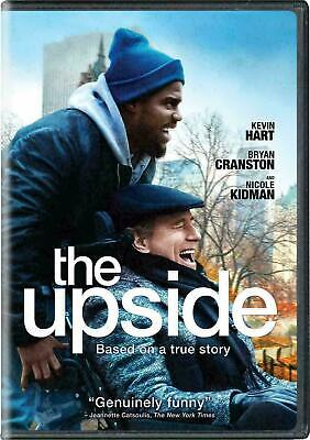 THE UPSIDE DVD Movie Brand New & Sealed USA FREE SHIPPING