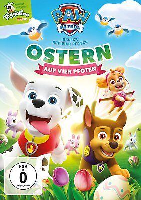 DVD * PAW PATROL - OSTERN AUF VIER PFOTEN (TOGGOLINO) # NEU OVP