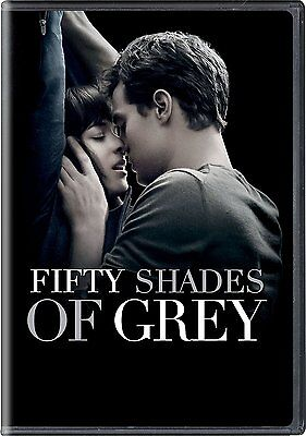 Fifty Shades Of Grey Unrated Edition 50 Dakota Johnson Romance Erotic Dvd Movie