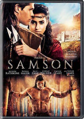 Samson Jackson Rathbone CAITLIN LEATHY USED VERY GOOD DVD