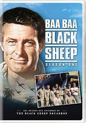 Baa Baa Black Sheep: Season One New DVD! Ships Fast!