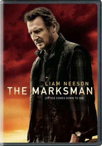 The Marksman (DVD,2021) NEW* Liam Neeson * PRE-ORDER SHIPS ON 05/12/2021