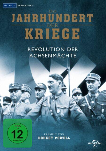 DAS JAHRHUNDERT DER KRIEGE VOL.3 4 DVD NEU