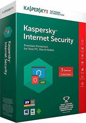 Kaspersky Internet Security 2021 1PC DEVICE 1 YEAR Global Key