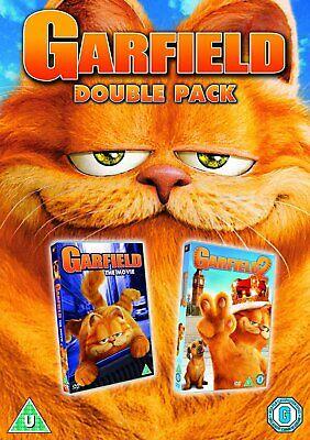Garfield The Movie & A Tale Of Two Kitties 2x DVD box set Animation Bill Murray