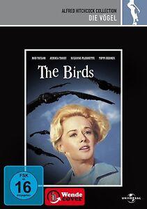 Alfred-Hitchcock-LA-PAJARO-The-Birds-ROD-TAYLOR-DVD-nuevo