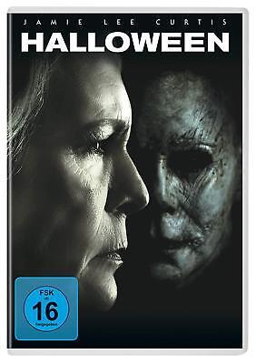 HALLOWEEN MIT JAMIE LEE CURTIS DVD - Halloween Dvds
