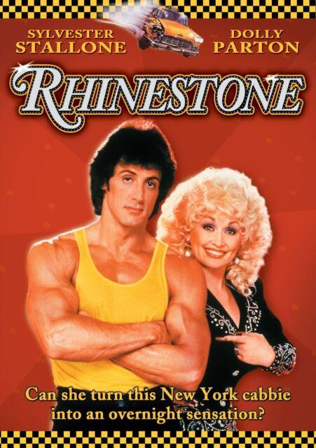 RHINESTONE (1984 Dolly Parton, Sylvester Sattlone)  -  DVD - REGION 1 - SEALED
